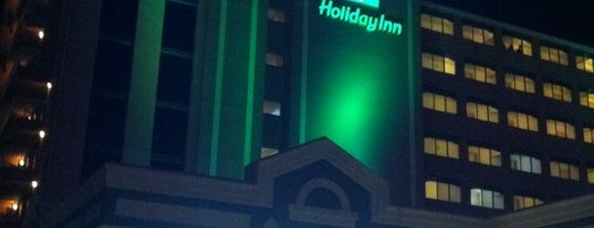 Holiday Inn Ocean City is one of Lugares favoritos de Michael.