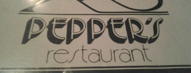 Pepper's Restaurant & Bar is one of Boone.