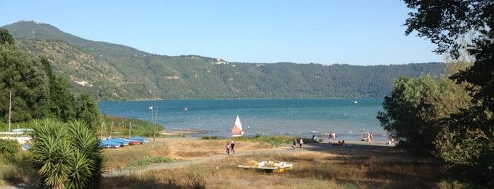Lago di Albano is one of Lieux qui ont plu à Özge.