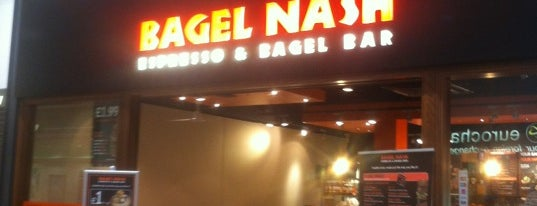 Bagel Nash is one of Manchester.