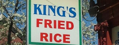 King's Fried Rice Chop Suey is one of St. Louis.