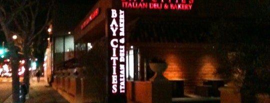 Bay Cities Italian Deli & Bakery is one of food to try.