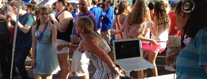 Baltimore Pride Block Party 2012 is one of Tyson 님이 좋아한 장소.