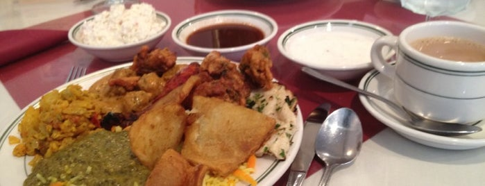 Shalimar Is One Of A Taste The World Ethnic Food In Indianapolis