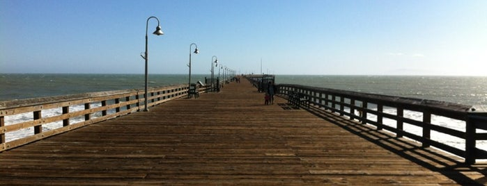Ventura Pier is one of USA Trip 2013 - The West.