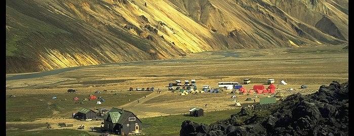 Landmannalaugar is one of Island - nutno vidět.. ;).