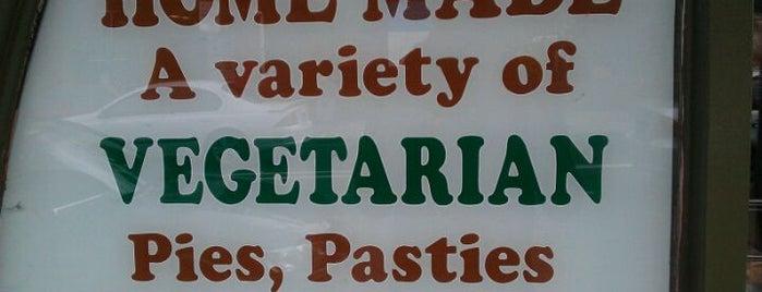 La Panella Bakery is one of Global Vegetarian.