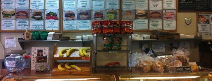 Bay Area Bagels is one of Peninsula.