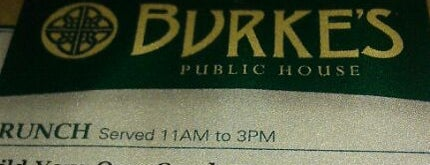Burke's Public House is one of Public Houses.