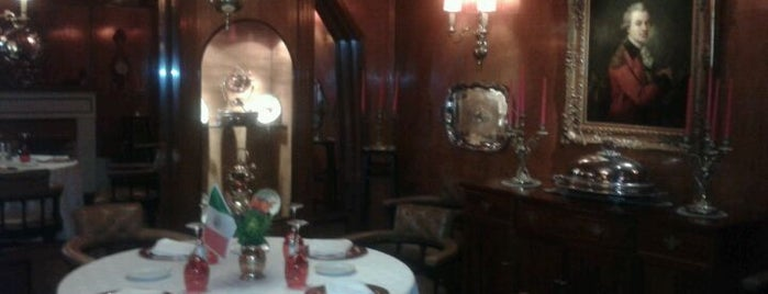 Sir Winston Churchill's is one of Los 57 Mejores Restaurantes del DF.