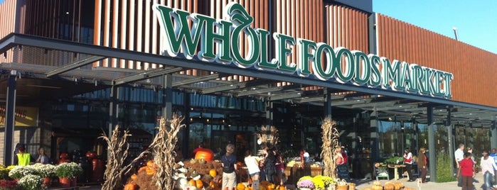 Whole Foods Market is one of Favorite OKC Spots.