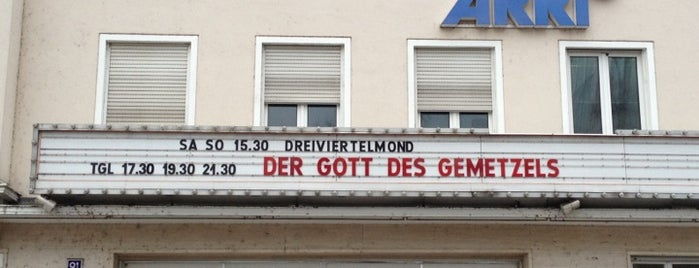 ARRI Kino is one of Munich And More Too.