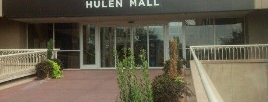 Hulen Mall is one of Locais curtidos por Cameron.