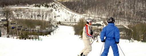 Roundtop Mountain Resort is one of Sweet Spots of Hershey Harrisburg, PA #visitUS #4s.