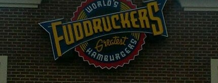 Fuddruckers is one of Lucila 님이 좋아한 장소.