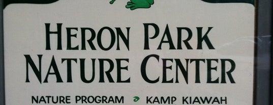 Night Heron Park is one of Kiawah Island.