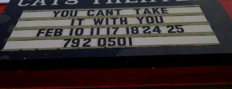C.A.T.S Playhouse is one of สถานที่ที่ Gillian ถูกใจ.