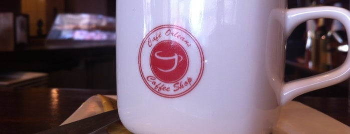 Cafe Orleans is one of Potential Work Spots: Sevilla.