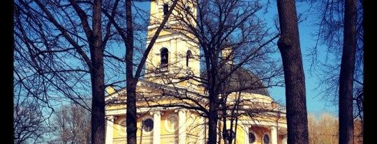 Храм Ильи Пророка is one of Православный Петербург/Orthodox Church in St. Pete.