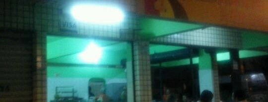 Madrugão Lanches is one of boa comida!! =P.