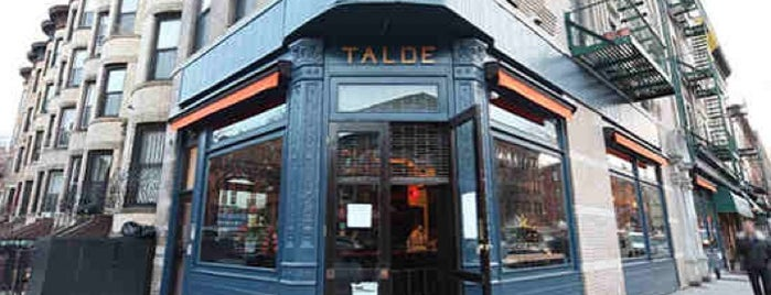 Talde is one of ITP Foodies List.