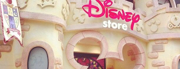 Disney Store is one of Tokyo.
