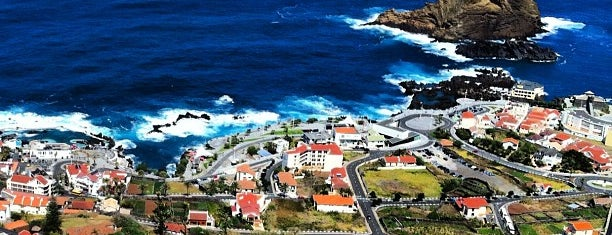 Porto Moniz is one of Madeira.