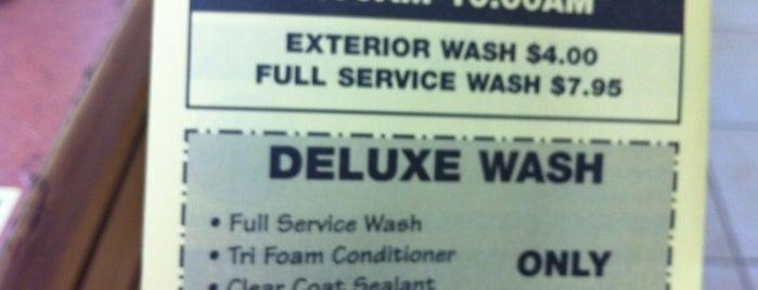 Miracle Car Wash is one of Orte, die Tammy gefallen.