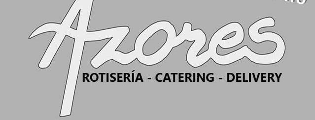 Azores rotisería catering delivery is one of Orte, die Alejandra gefallen.
