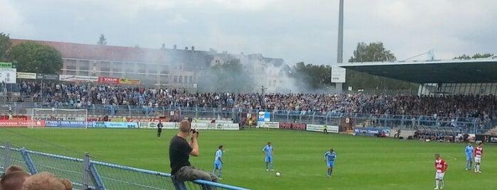 Stadion an der Gellertstraße is one of International Sports~Part 1....