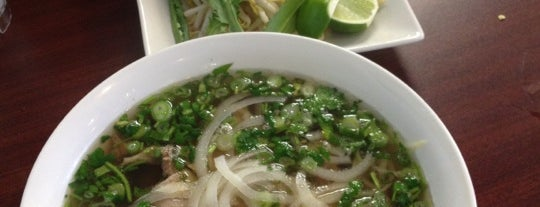 Pho 99 is one of G. Village.