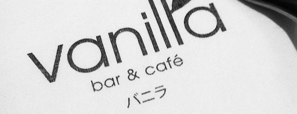 Vanilla Bar & Café is one of Desserts/Pastries/Cafes.