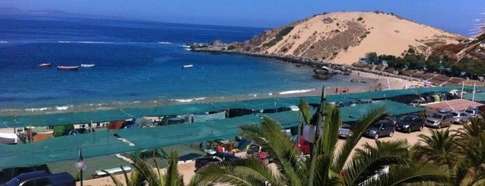 Playa Blanca is one of Locais curtidos por Pedro.