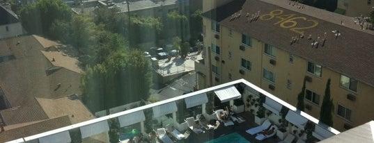 Mondrian Hotel is one of mylifeisgorgeus in Los Angeles.