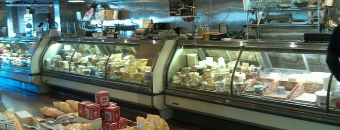 Tony Caputo's Market & Deli is one of SLC.