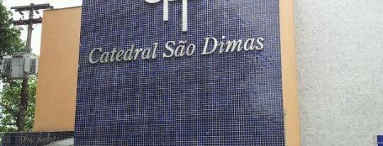 Catedral São Dimas is one of Juliana: сохраненные места.