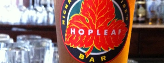 Hopleaf Bar is one of Chicago's Best Bars - 2012.