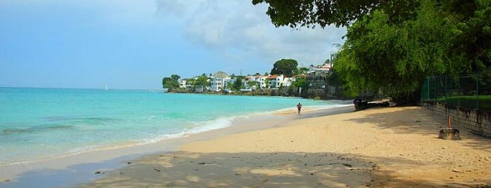 Batts Rock Beach is one of Barbados.