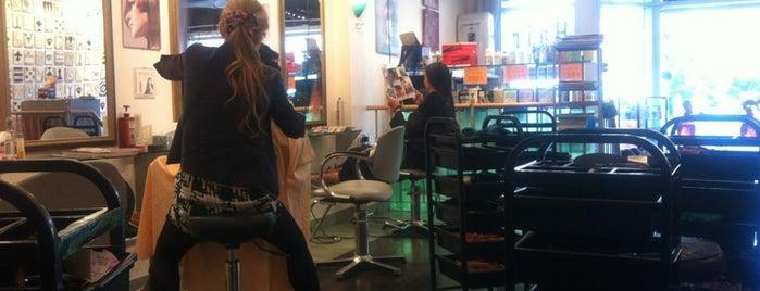 SeeFu Hair is one of Gespeicherte Orte von Jeff.
