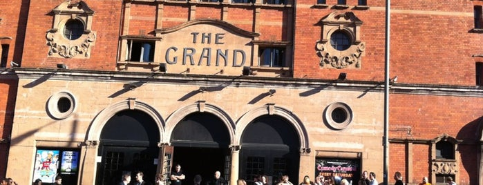The Clapham Grand is one of Went before 2.0.