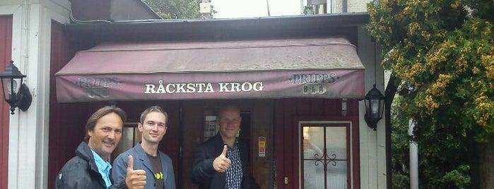 Råcksta Krog is one of Stockholm.