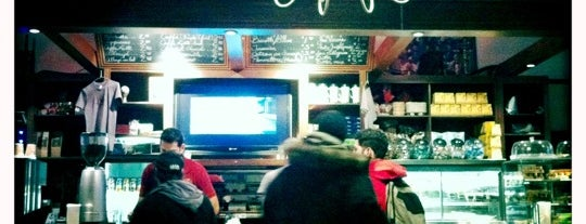 Café Olimpico is one of Mmm Montreal.