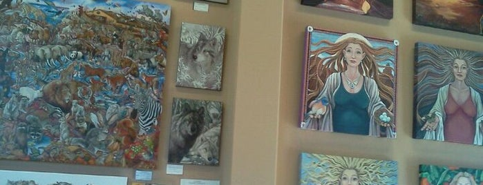 Village Gallery is one of Village of Oak Creek.