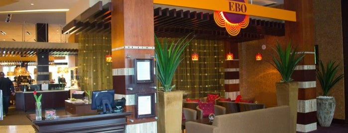 EBO Restaurant is one of Dine Out Vancouver Festival 2013.