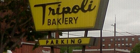 Tripoli Bakery is one of MA favorites.