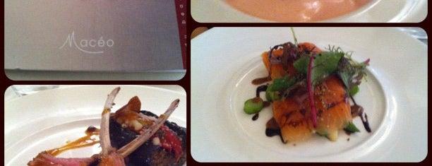 Macéo Restaurant & Bar is one of สถานที่ที่บันทึกไว้ของ Orietta.