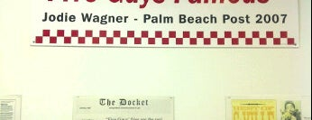 Five Guys is one of Best of Fort Lauderdale.