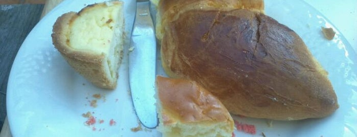 La Victoria Mexican Bakery & Cafe is one of 8 Bread Bakeries We Love In San Francisco.