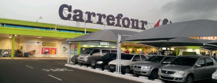 Carrefour is one of Guide to Campinas's best spots.