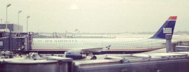 Minneapolis–Saint Paul International Airport (MSP) is one of I Love Airports!.